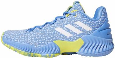 Adidas Pro Bounce 2018 Low Blue Men