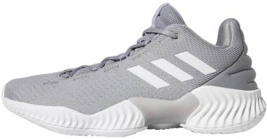 Adidas Pro Bounce 2018 Low - Light Onix White