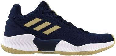 Adidas Pro Bounce 2018 Low - Navy