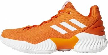 Adidas Pro Bounce 2018 Low - Orange-white