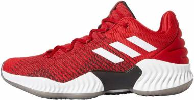 Adidas Pro Bounce 2018 Low - Red (B41868)