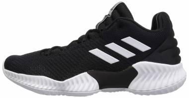 91f85ab5f27 Adidas Pro Bounce 2018 Low Black White Black Men