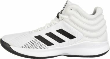 Adidas Pro Spark 2018 - White
