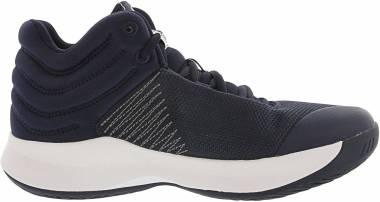 Adidas Pro Spark 2018 - Collegiate Navy / Silver Metallic / Footwear White (F99898)