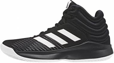 Adidas Pro Spark 2018 - Black/White/Grey (AH2644)