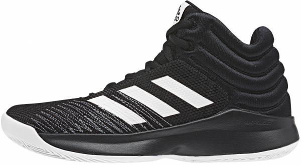 Adidas Pro Spark 2018 - Black/White/Grey (AH2644)