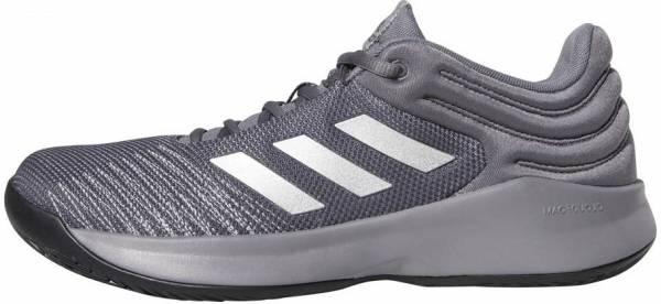 Adidas Pro Spark 2018 Low Grey