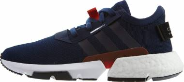 Adidas POD-S3.1 - Dark Blue / Dark Blue-red