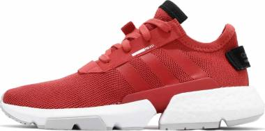 db09d6836 Adidas POD-S3.1 Tactile Red Tactile Red White Men