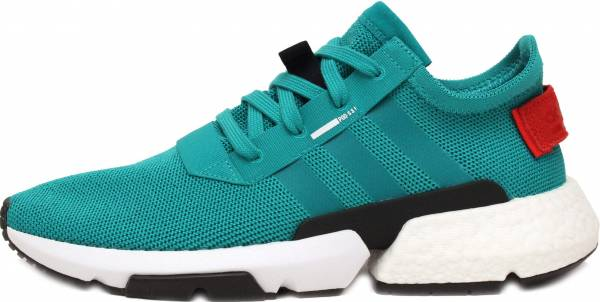 Adidas POD-S3.1 - Black/Blast/Emerald