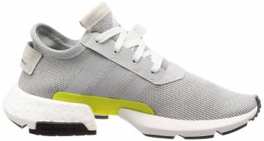 Adidas POD-S3.1 - Grey Two/Shock Yellow (B37363)