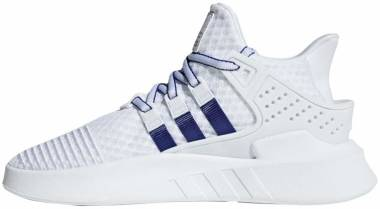 Adidas EQT Bask ADV - White Ftwr White Active Blue Core Black Ftwr White Active Blue Core Black (BD7782)