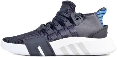 Adidas EQT Bask ADV - Black Carbon Collegiate Royal