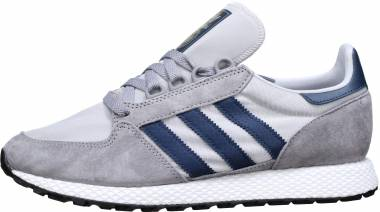 Adidas Forest Grove - Gris Gritre Maruni Gridos 0