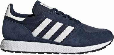 Adidas Forest Grove - Collegiate Navy / Cloud White / Core Black