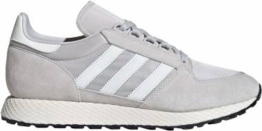 Adidas Forest Grove - Grey One / Cloud White / Core Black (EE5837)