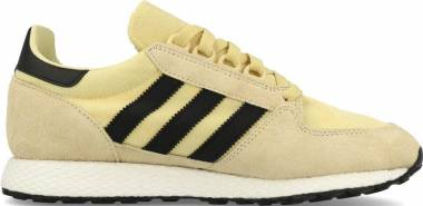 Adidas Forest Grove - Yellow Easy Yellow Core Black Ftwr White (CG6137)