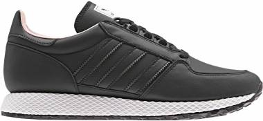 Adidas Forest Grove - Black Core Black Core Black Orchid Tint S18 Core Black Core Black Orchid Tint S18 (EE8966)