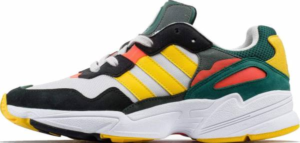 huge discount a2b6a bc96d Adidas Falcon Grey One   Bold Gold-solar Red