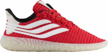 Adidas Sobakov - Scarlet / Cloud White / Core Black