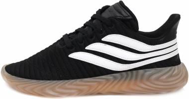 Adidas Sobakov - Core Black Footwear White Gum 3