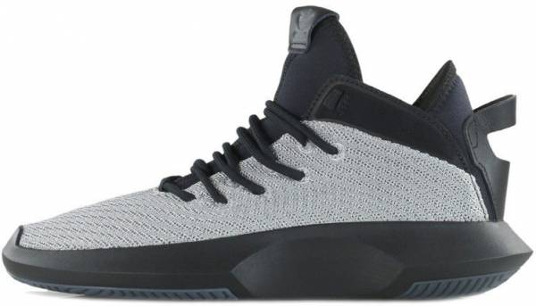newest collection 0d704 6212c Adidas Crazy 1 ADV Primeknit Silver Metallic  Core Black-core Black