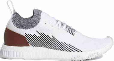 Adidas NMD_Racer White/Black/Strewo Men