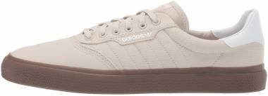 Adidas 3MC Vulc - Clear Brown White Gum
