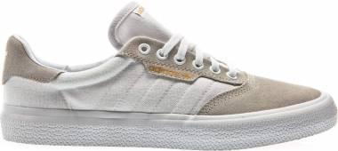 Adidas 3MC Vulc - White/Crystal White/Gold Metallic