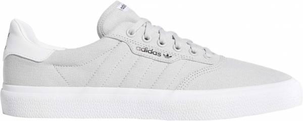 Adidas 3MC Vulc - Light Grey Heather Solid Grey/Light Grey Heather Solid Grey/White (DB3105)