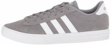 Adidas Daily 2.0 - Grey Grey Three F17 Ftwr White (DB0156)