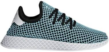 Adidas Deerupt Runner Parley black blue Men