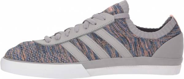 lamentar Uluru jerarquía  Adidas Lucas Premiere Primeknit sneakers in grey + black (only $57) |  RunRepeat
