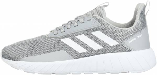 Adidas Questar Drive  - Grey Two/White/Grey Three