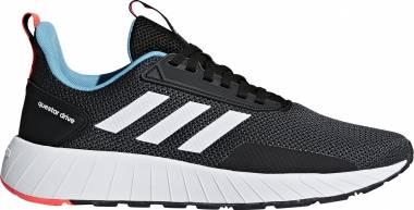 Adidas Questar Drive  - Black Cblack Ftwwht Grefiv Cblack Ftwwht Grefiv