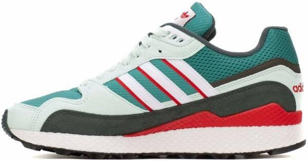 Adidas Ultra Tech  - True Green Footwear White Lush Red (BD7936)