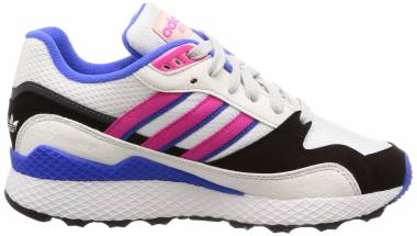 Adidas Ultra Tech  Crystal White/Shock Pink/Core Black Men