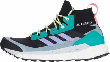 Adidas Terrex Free Hiker - Black/Light Purple/Glory Green (EG1846)