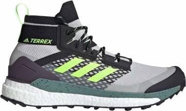 Adidas Terrex Free Hiker - grey two/core black/ (FW8685)