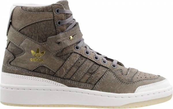 adidas originals mens forum hi crafted boots