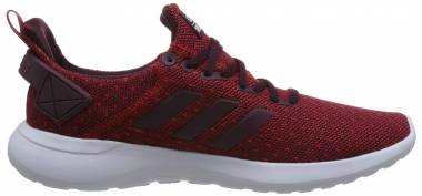 Adidas Lite Racer BYD - Red Scarle Maroon Ftwwht Scarle Maroon Ftwwht (B42163)