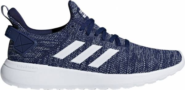 sale retailer 67a52 247c6 Adidas Lite Racer BYD Dark Blue White White. Any color