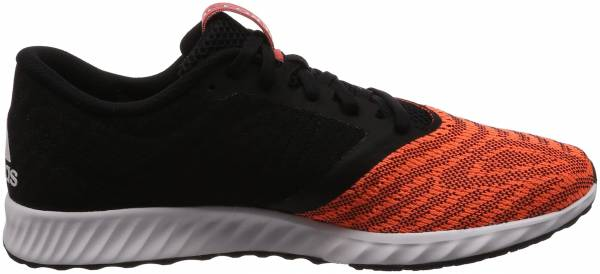 official photos 355a8 22515 Adidas Aerobounce PR SOLAR ORANGE CORE BL