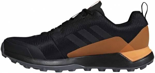 Adidas Terrex CMTK GTX - Black/Grey Four/Hi-res Orange (AC7922)