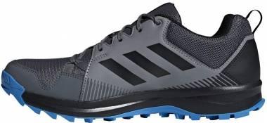 Adidas Terrex Tracerocker Grey Five/Black/Bright Blue Men