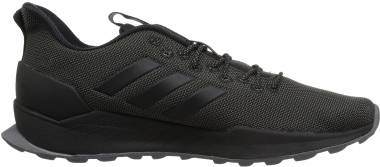 Adidas Questar Trail - Black/Black/Grey (BB7436)
