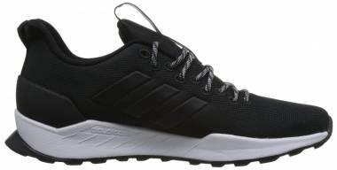 Adidas Questar Trail - Black Negbás Negbás Carbon 000 (BB7438)