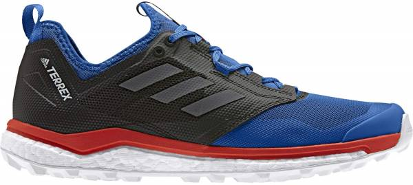 Adidas Terrex Agravic XT Blue Beauty / Grey Five / Active Red
