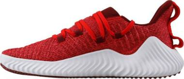 Adidas Alphabounce Trainer - Red (AQ0674)