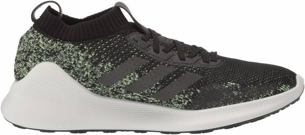 Adidas Purebounce+ Black/Grey/Green